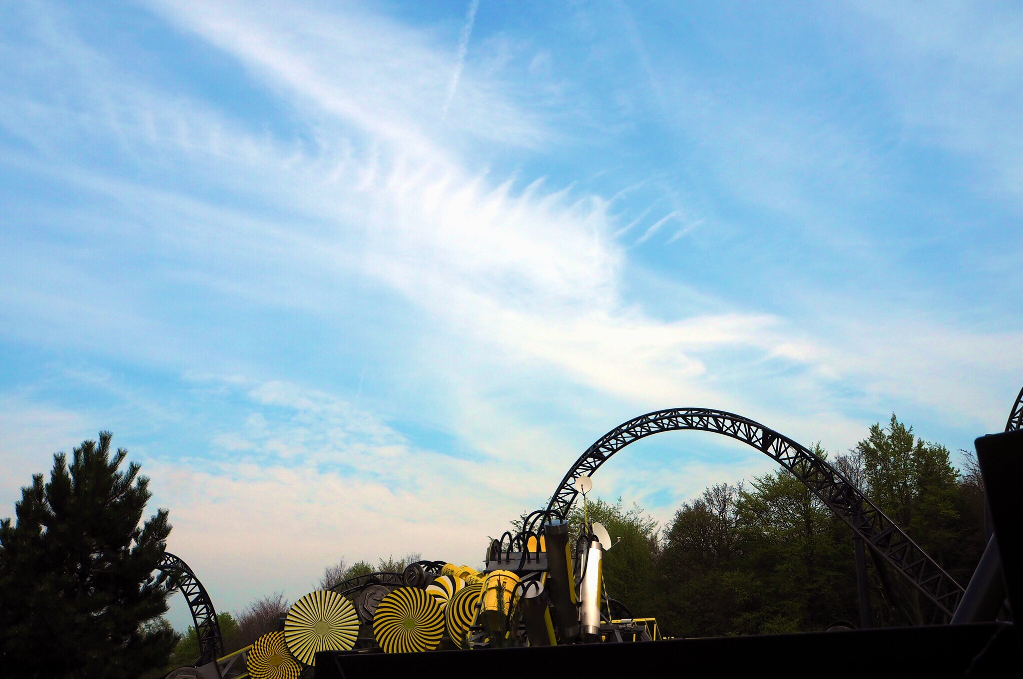 Smiler Alton Towers