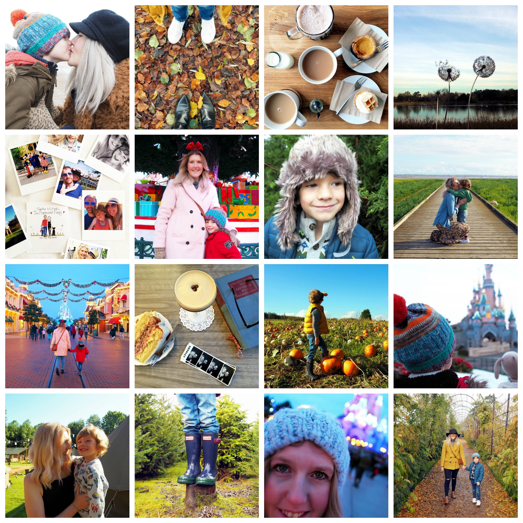 looking back on 2016 for our little family