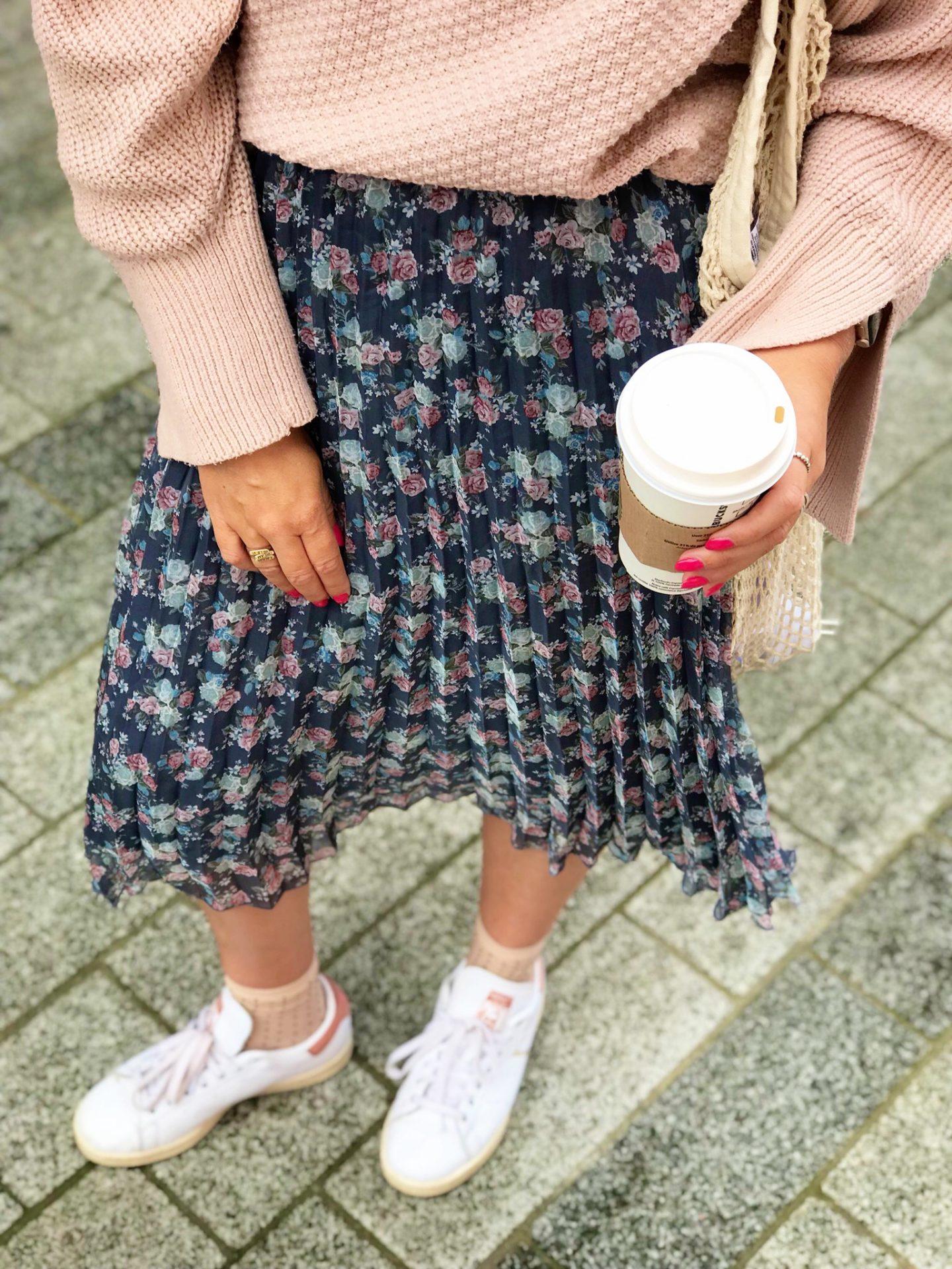 Falling in love with my Autumn wardrobe {Wardrobe Edit}...