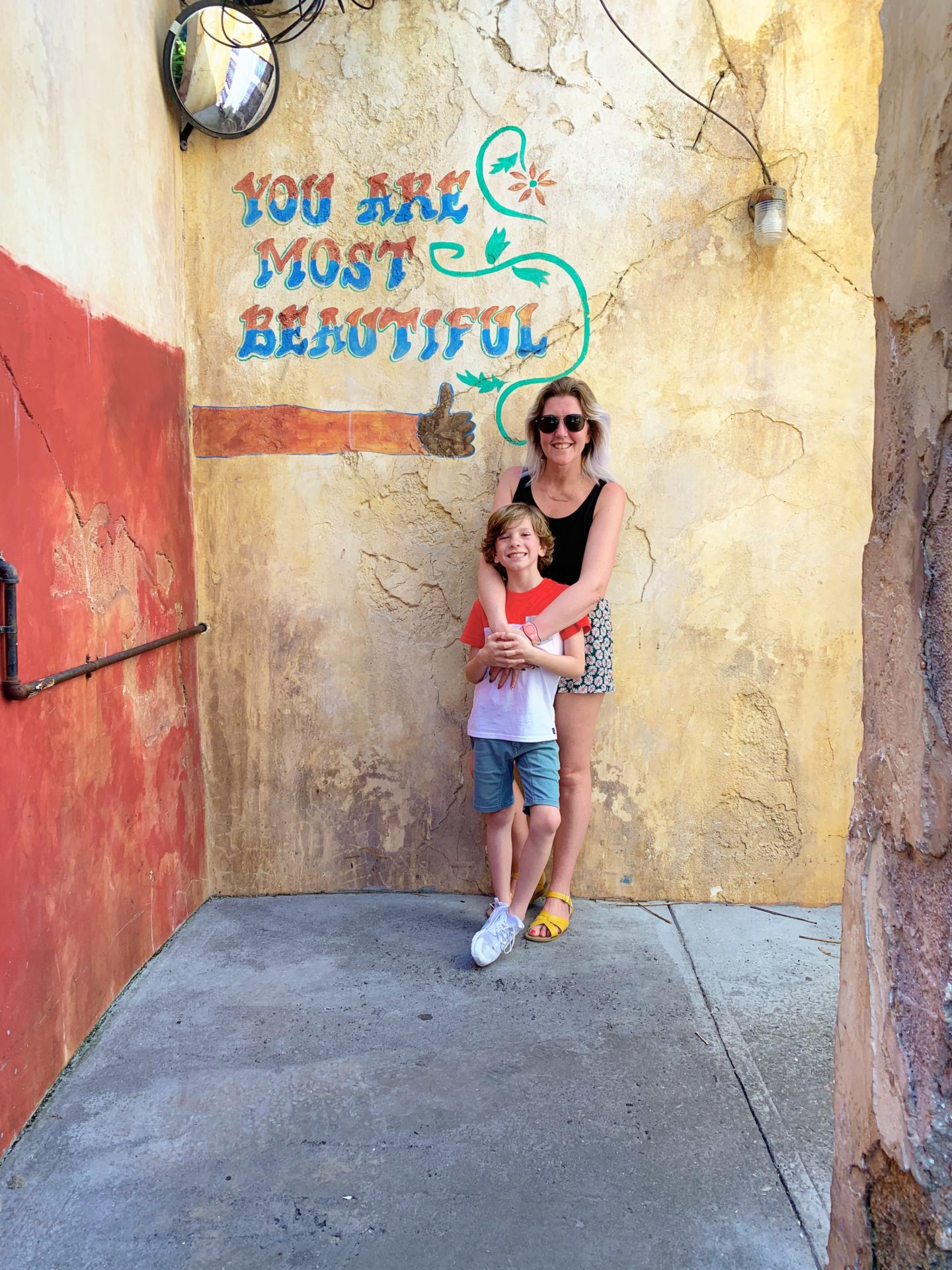 Instagram Walls of Walt Disney World