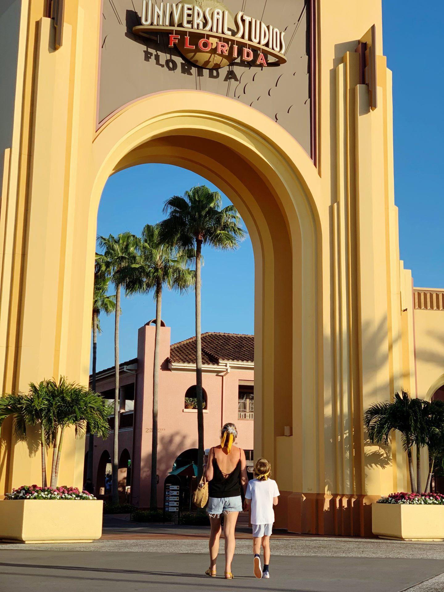 Universal Studios Florida - Park Review