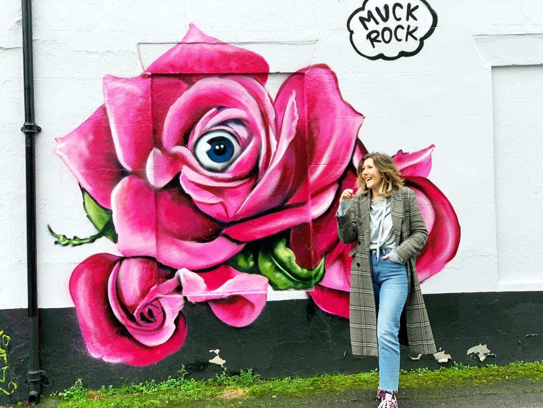 My favourite Street Art in Staffordshire