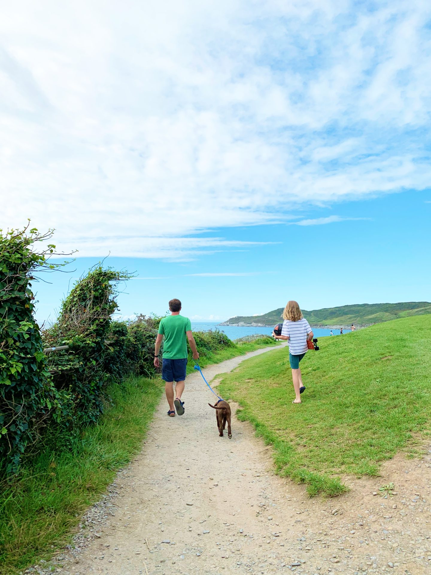 Our summer holiday in Ilfracombe